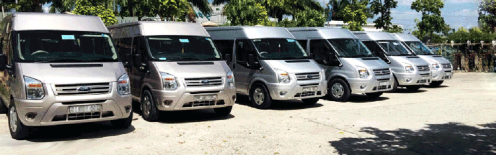 booking bus ticket with Dainam Travel