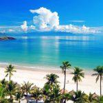 Nha Trang Vietnam Beach