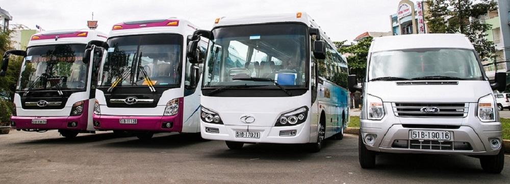 bus of Dainam travel