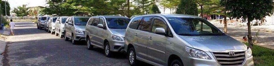 7 seats car rental