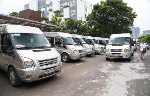 16-seat car rental