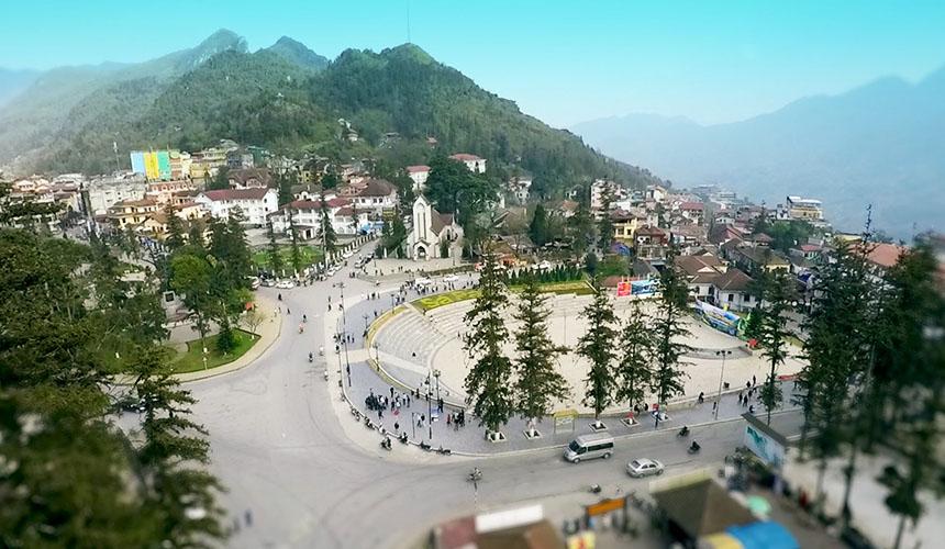 hanoi - sapa town