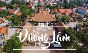 DUONG LAM ACIENT VILLAGE TOUR 1 DAY
